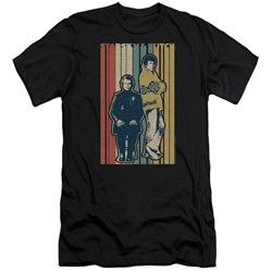 Starsky And Hutch - Mens Spreadshirt Premium Slim Fit T-Shirt