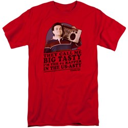 Goldbergs - Mens Big Tasty Tall T-Shirt
