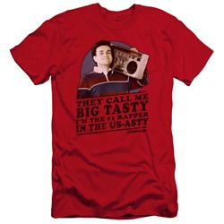 Goldbergs - Mens Big Tasty Premium Slim Fit T-Shirt