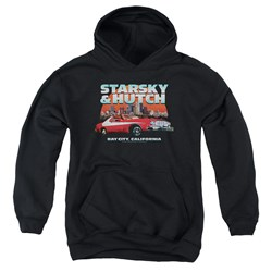 Starsky And Hutch - Youth Bay City Pullover Hoodie