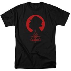 Blacklist - Mens Silhouette T-Shirt