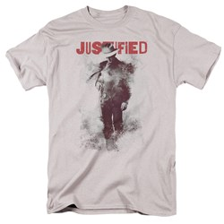 Justified - Mens Ink Washed T-Shirt