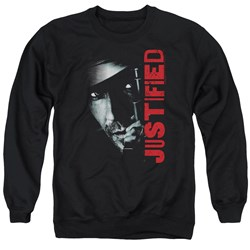 Justified - Mens Gun Sweater