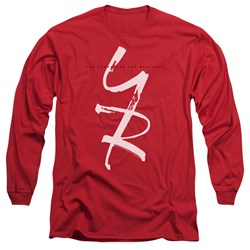 Young And The Restless - Mens Yr Long Sleeve T-Shirt