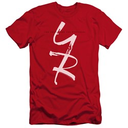 Young And The Restless - Mens Yr Premium Slim Fit T-Shirt
