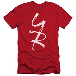 Young And The Restless - Mens Yr Slim Fit T-Shirt