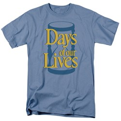 Days Of Our Lives - Mens Hourglass T-Shirt