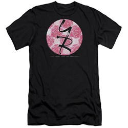 Young And The Restless - Mens Young Roses Slim Fit T-Shirt
