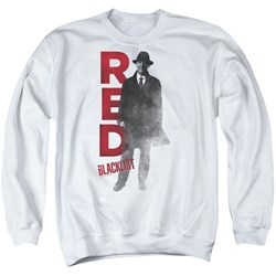 Blacklist - Mens Red Sweater