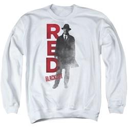 Blacklist - Mens Red Sweater