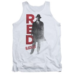 Blacklist - Mens Red Tank Top