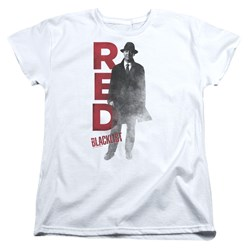 Blacklist - Womens Red T-Shirt