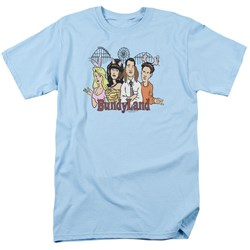Married With Children - Mens Bundyland T-Shirt