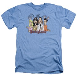 Married With Children - Mens Bundyland Heather T-Shirt
