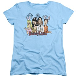 Married With Children - Womens Bundyland T-Shirt