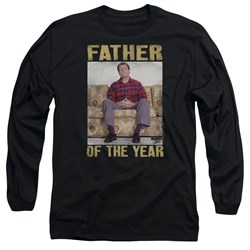 Married With Children - Mens Father Of The Year Long Sleeve T-Shirt