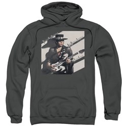 Stevie Ray Vaughan - Mens Texas Flood Pullover Hoodie