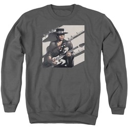Stevie Ray Vaughan - Mens Texas Flood Sweater