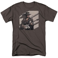 Stevie Ray Vaughan - Mens Texas Flood T-Shirt