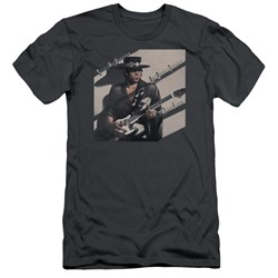 Stevie Ray Vaughan - Mens Texas Flood Slim Fit T-Shirt