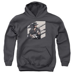 Stevie Ray Vaughan - Youth Texas Flood Pullover Hoodie