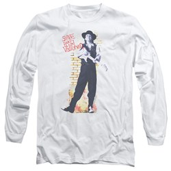 Stevie Ray Vaughan - Mens Standing Tall Long Sleeve T-Shirt
