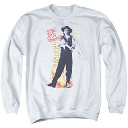 Stevie Ray Vaughan - Mens Standing Tall Sweater