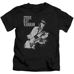 Stevie Ray Vaughan - Youth Live Alive T-Shirt