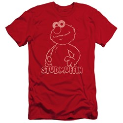 Sesame Street - Mens Studmuffin Premium Slim Fit T-Shirt