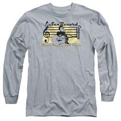 Sun - Mens Sun Record Company Long Sleeve T-Shirt