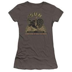 Sun - Juniors Sun Rooster Premium Bella T-Shirt