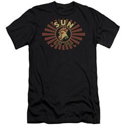 Sun - Mens Sun Ray Rooster Premium Slim Fit T-Shirt