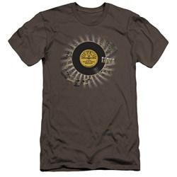 Sun - Mens Established Premium Slim Fit T-Shirt