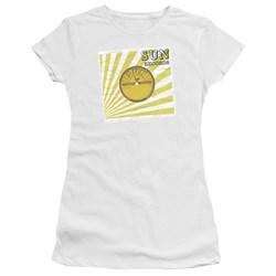 Sun - Juniors Fourty Five Premium Bella T-Shirt