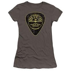 Sun - Juniors Guitar Pick Premium Bella T-Shirt