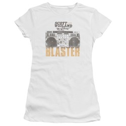 Scott Weiland - Juniors Blaster Premium Bella T-Shirt