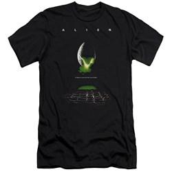 Alien - Mens Poster Premium Slim Fit T-Shirt
