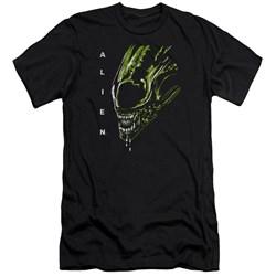 Alien - Mens Acid Drool Premium Slim Fit T-Shirt