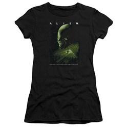 Alien - Juniors Lurk Premium Bella T-Shirt
