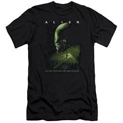 Alien - Mens Lurk Premium Slim Fit T-Shirt