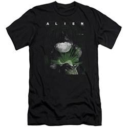 Alien - Mens Take A Peak Premium Slim Fit T-Shirt