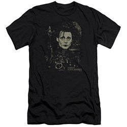 Edward Scissorhands - Mens Edward Premium Slim Fit T-Shirt