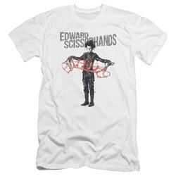 Edward Scissorhands - Mens Show & Tell Premium Slim Fit T-Shirt