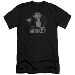 Family Guy - Mens Evil Monkey Premium Slim Fit T-Shirt