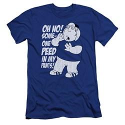 Family Guy - Mens In My Pants Premium Slim Fit T-Shirt