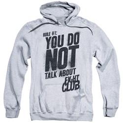 Fight Club - Mens Rule 1 Pullover Hoodie
