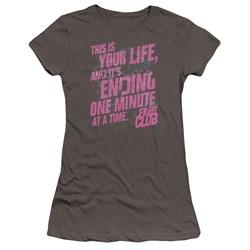 Fight Club - Juniors Life Ending Premium Bella T-Shirt