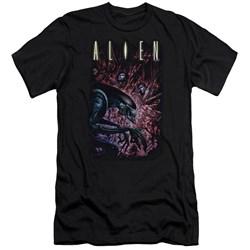 Alien - Mens Collection Premium Slim Fit T-Shirt