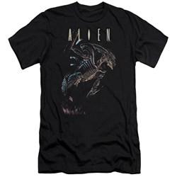 Alien - Mens Form And Void Premium Slim Fit T-Shirt
