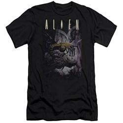 Alien - Mens Hugger Premium Slim Fit T-Shirt